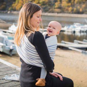 porte bébé sans noeud physiologique