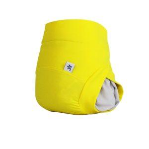 couche lavable facile a utiliser pour bébé