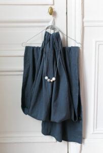 sling et collier de portage pour maman cool