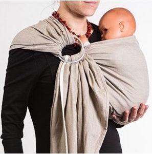 portage d'appoint physiologique pour bébé