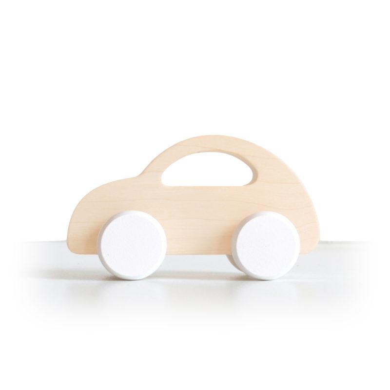 petite voiture à pousser pour bébé