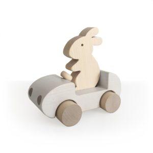 jouet en bois qui favorise l'imagination des bébé