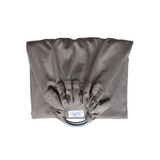 echarpe de portage sling facile a installer