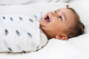 maxi lange pour emmailloter bébé