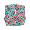 maillot de bain couche fleurie pour la baignade de bébé