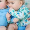maillot anti uv manche longue pour bébé