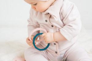 bracelet en silicone safe pour bébé