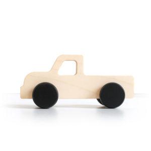 petit véhicule en bois pour bébé