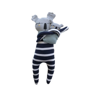 doudou en sling june 22 blue navy