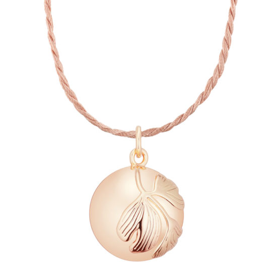 bola de grossesse ilado sur cordon rose