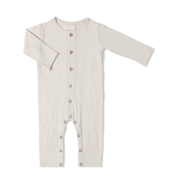 tenue de naissance pour bébé blanc creme mixte