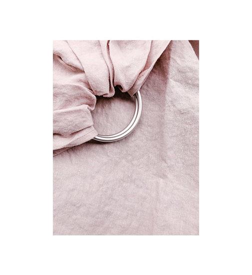 sling en lin rose