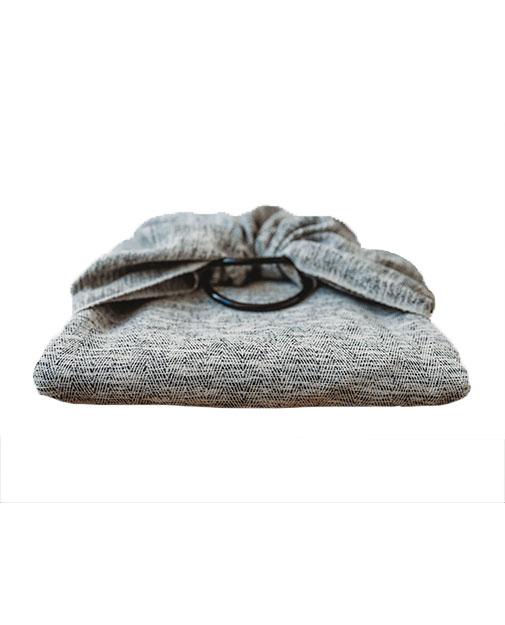 echarpe sans noeud pour porter bébé fashion