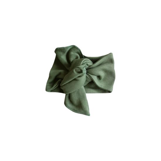 Bandeau bébé coton ajustable