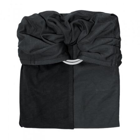 écharpe sans noeud réversible