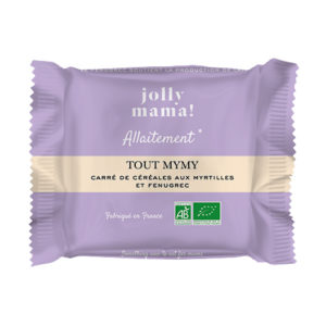 tout mymy snacks jolly mama pour allaiter