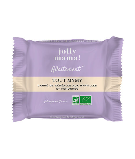 tout mymy snacks jolly mama pour allaiter