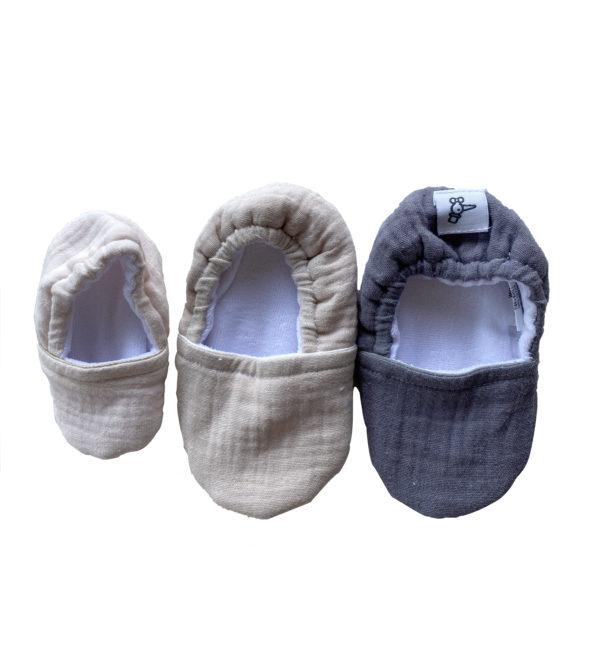 chausson pour bébé tenue de naissance