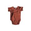 body bébé manche courte