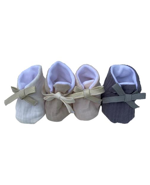 Chaussons bébé montants pour bébé