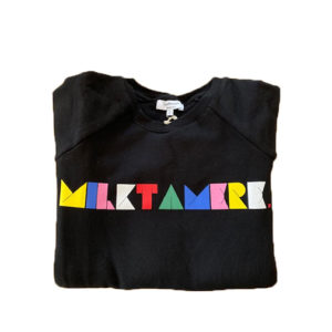 sweat-shirt d'allaitement Milktamère pour jeune maman