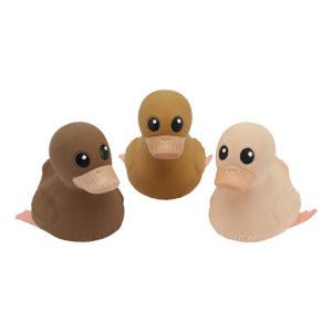 Mini canard de bain pour en enfants jouet de bain