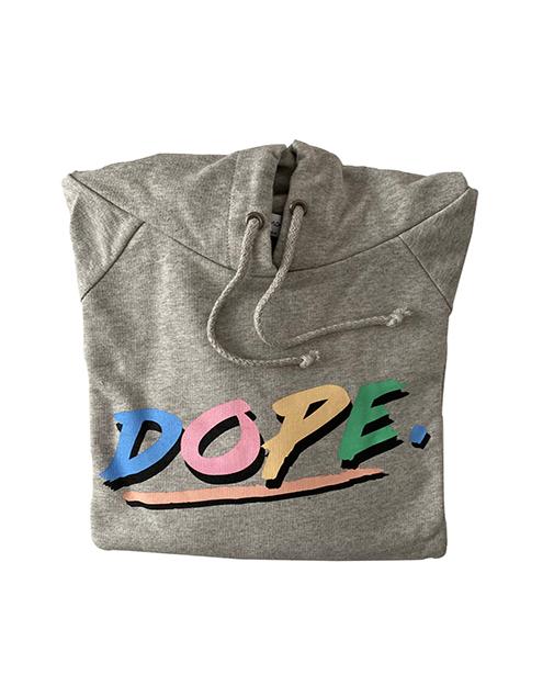 sweat-shirt d'allaitement DOPE pour maman