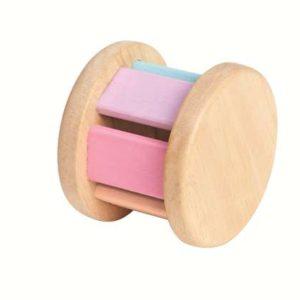 hochet roller pastel pour bébé