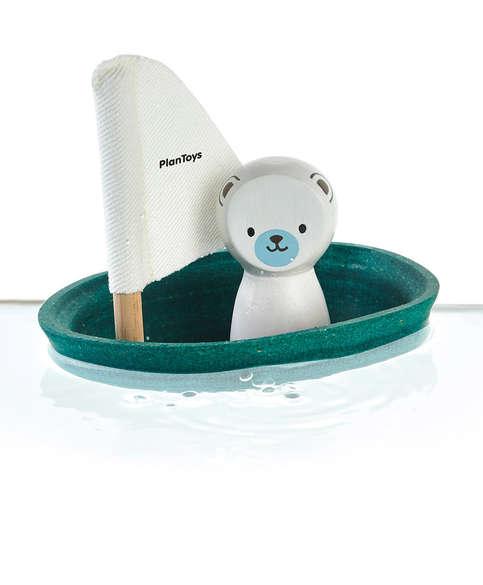 bateau de bain pour bébé