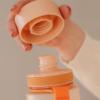 bouteille en plastique reutilisable