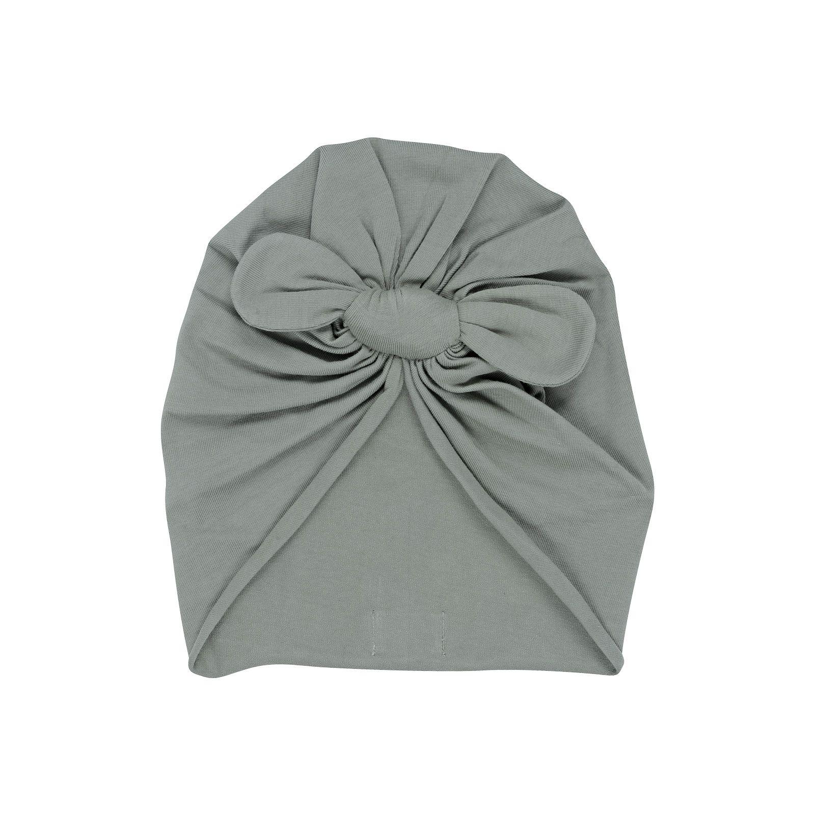 bonnet noué pour bébé bonnet de naissance