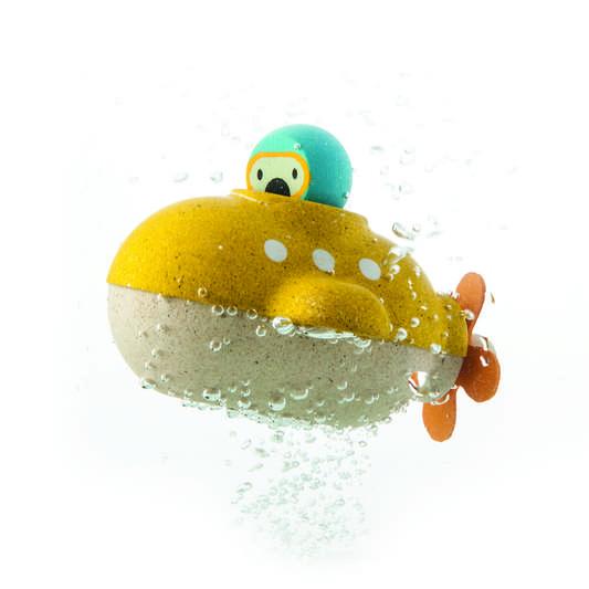 Sous marin de bain