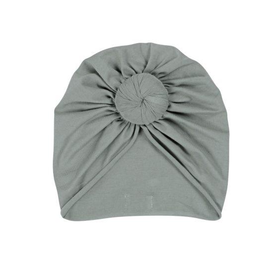 bonnet turban pampa vert
