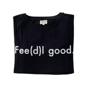 Tee-shirt d'allaitement Fee(d)l good