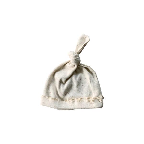 bonnet de naissance noué