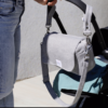 mini sac à langer stylé