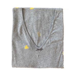 Robe de nuit d'allaitement version débardeur
