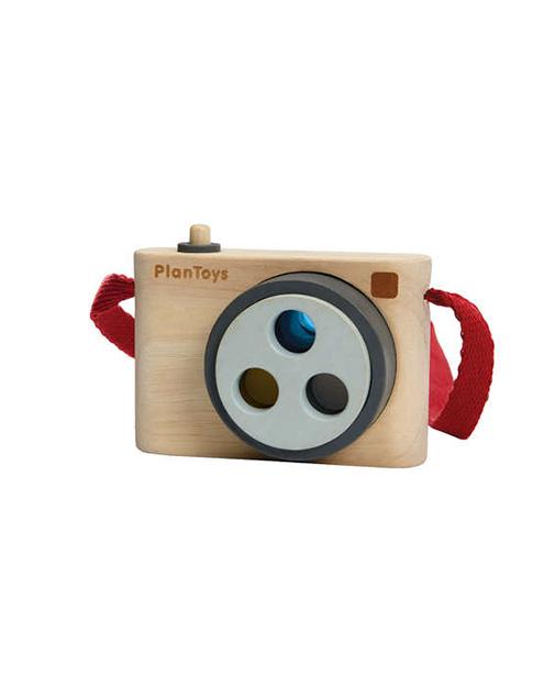 appareil photo en bois pour enfant