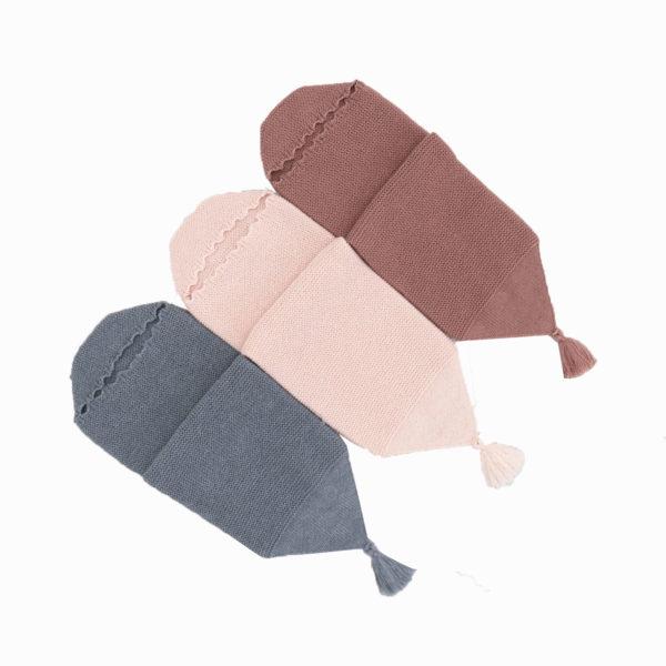 couvertures laines pour bébé
