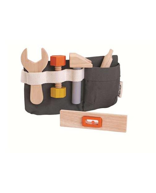 Ceinture à outils en bois pour enfant