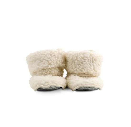 chaussons teddy