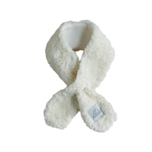 écharpe teddy pour enfant