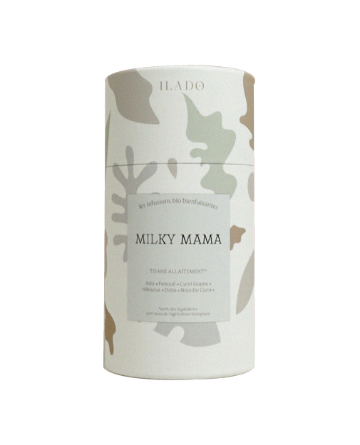 tisane allaitement milky mama