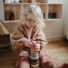 jeu d'apprentissage bébé