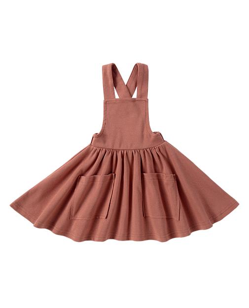 robe chasuble susukoshi pour petite fille