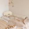 coussins design chambre bébé
