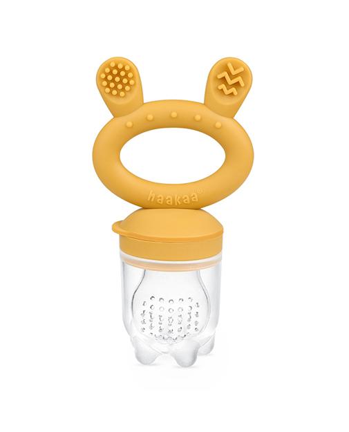 Grignoteur bébé en silicone souple