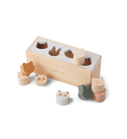 boîtes à formes liewood